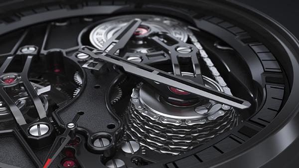 真力时Academy Tourbillon Georges Favre-Jacot 腕表
